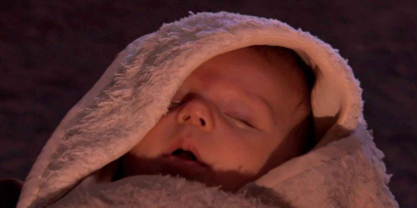 What Baby Luke Skywalker In The Star Wars Prequels Looks Like Now