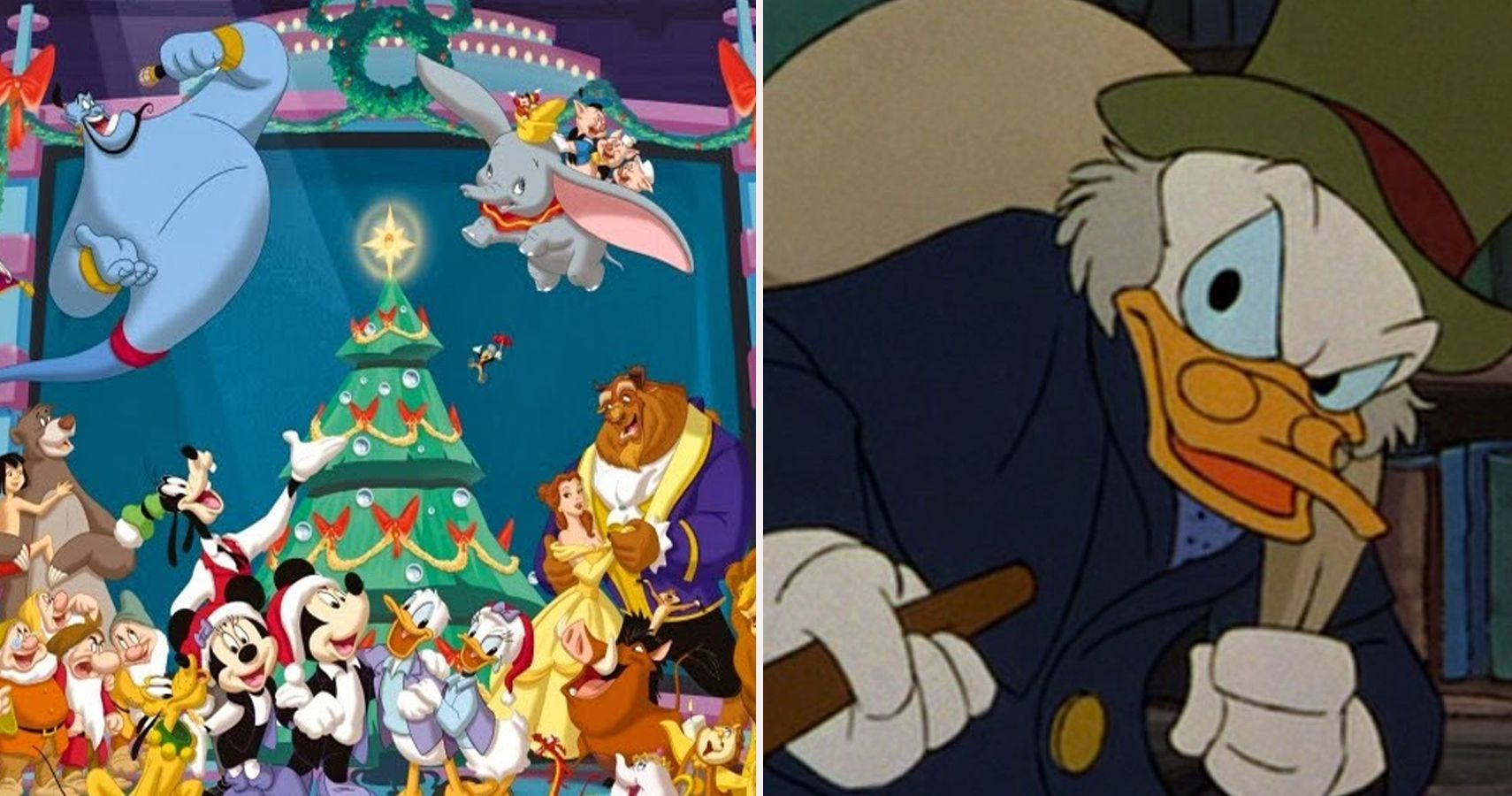 The 10 Best Disney Animated Christmas Specials According To Imdb