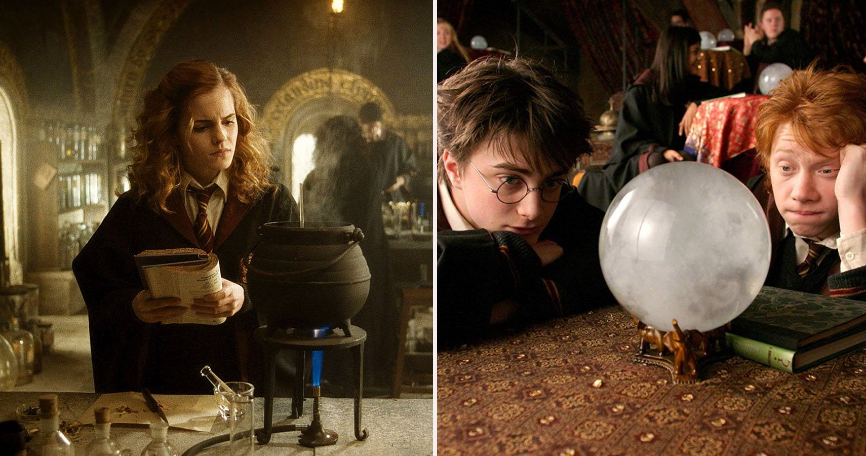 Harry Potter 10 Hogwarts Classes Which Students Should Teach Them