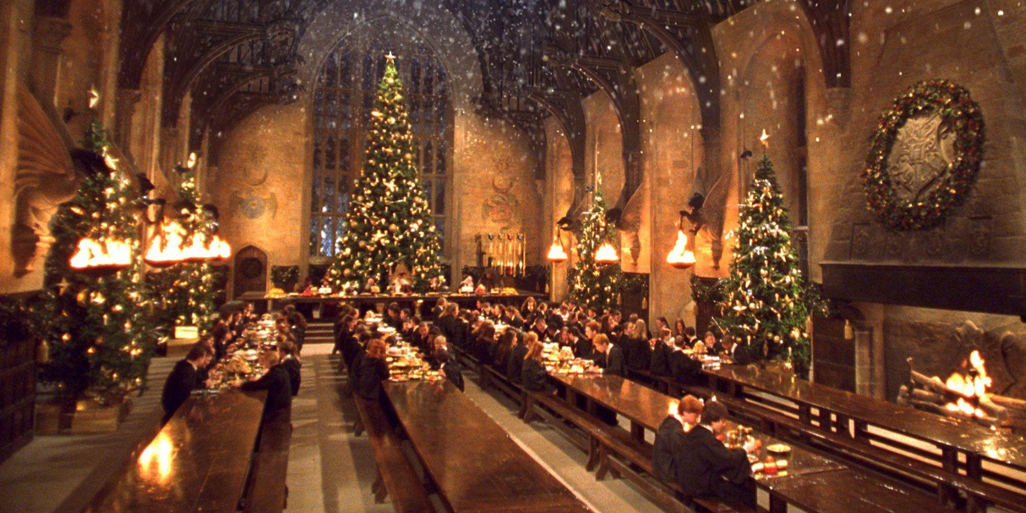 Harry Potter Weihnachten