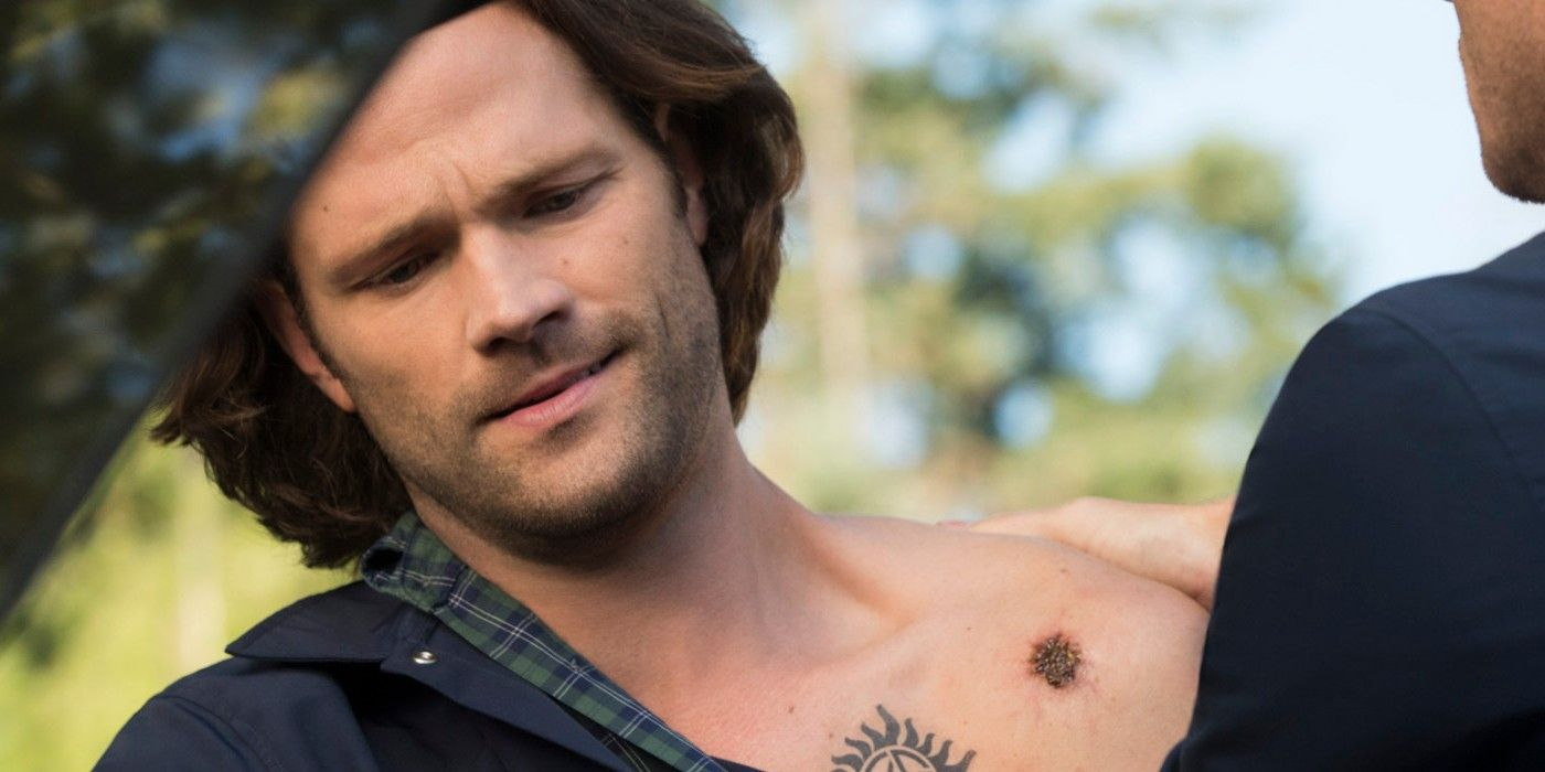 Supernatural: God & Sam's Bullet Wounds Could Divide The Winchesters