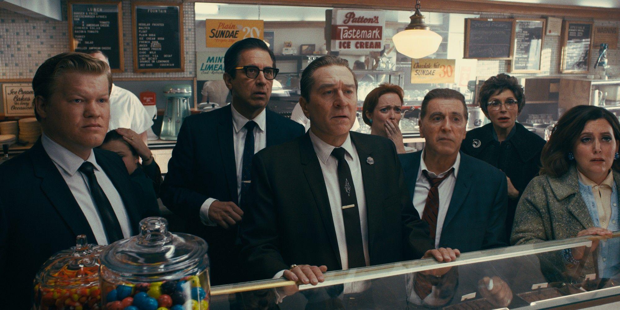 Son Of Irishman Character Calls Scorsese's Movie Fake