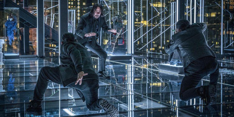5 razões pelas quais John Wick 4 será a melhor sequência de Keanu Reeves (5 Que será Matrix 4) 4