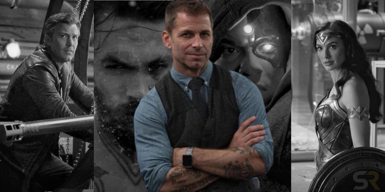 Justice League: New Snyder Cut Images Show Removed Scenes