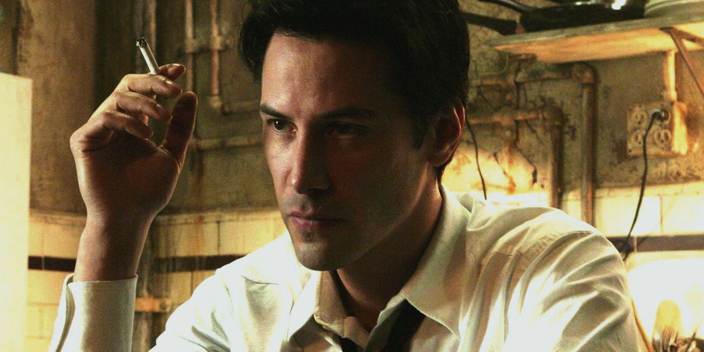 Image result for Keanu Reeves Constantine Now A Part Of DC Canon?