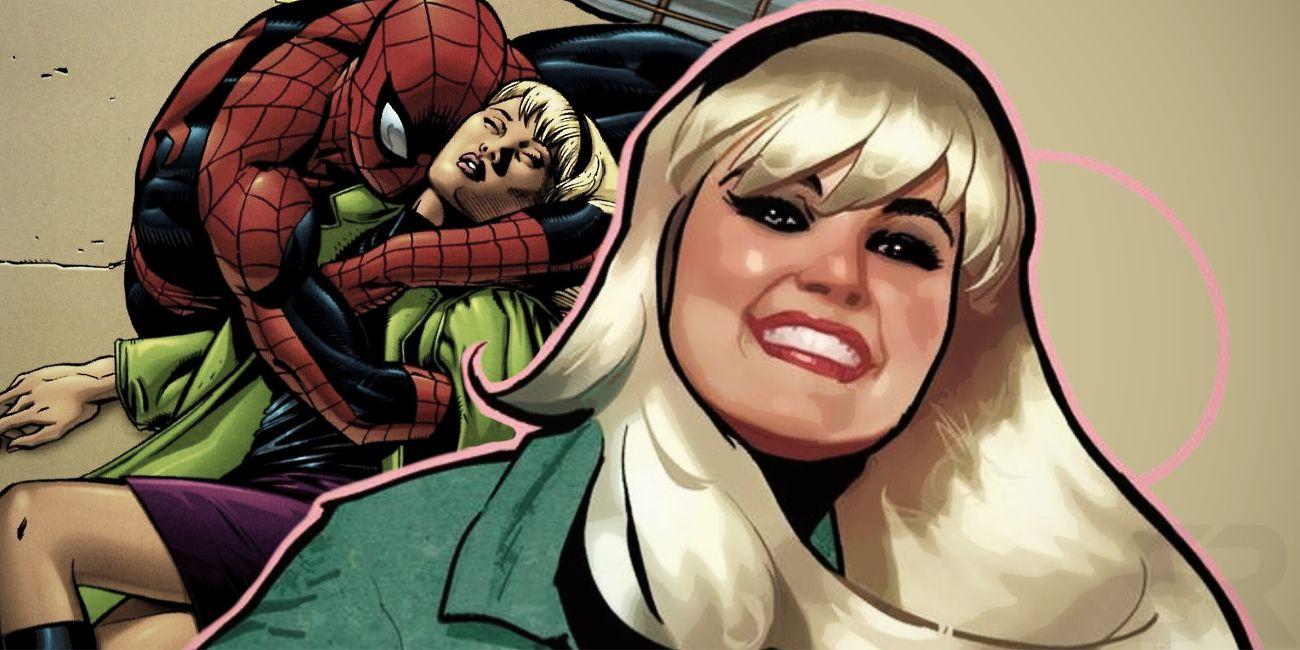 Spider-Man: Into The Spider-Verse Spider-Gwen and Spider