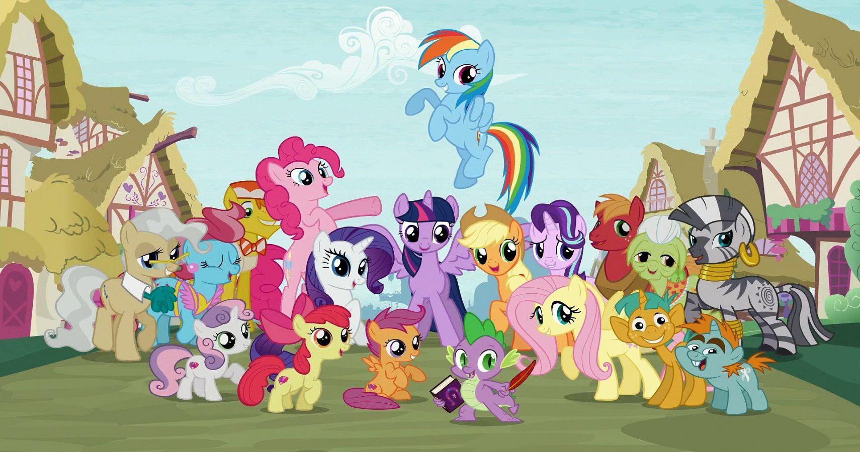 My Little Pony: The 10 Best Episodes, According To IMDb