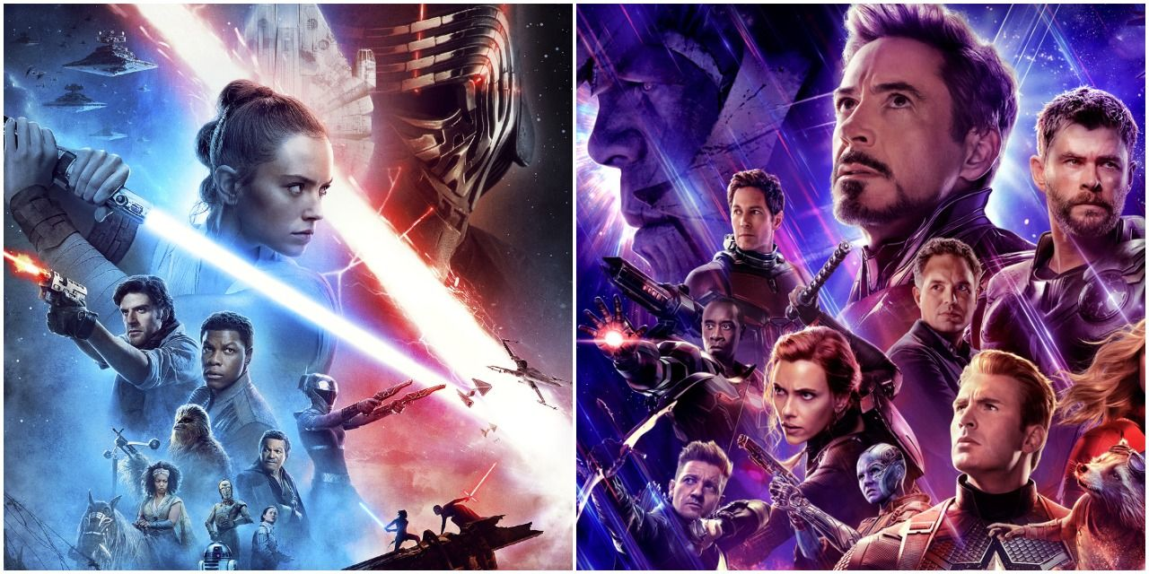 Star Wars 5 Ways The Rise Of Skywalker Is Better Than Avengers Endgame 5 Why It S Worse