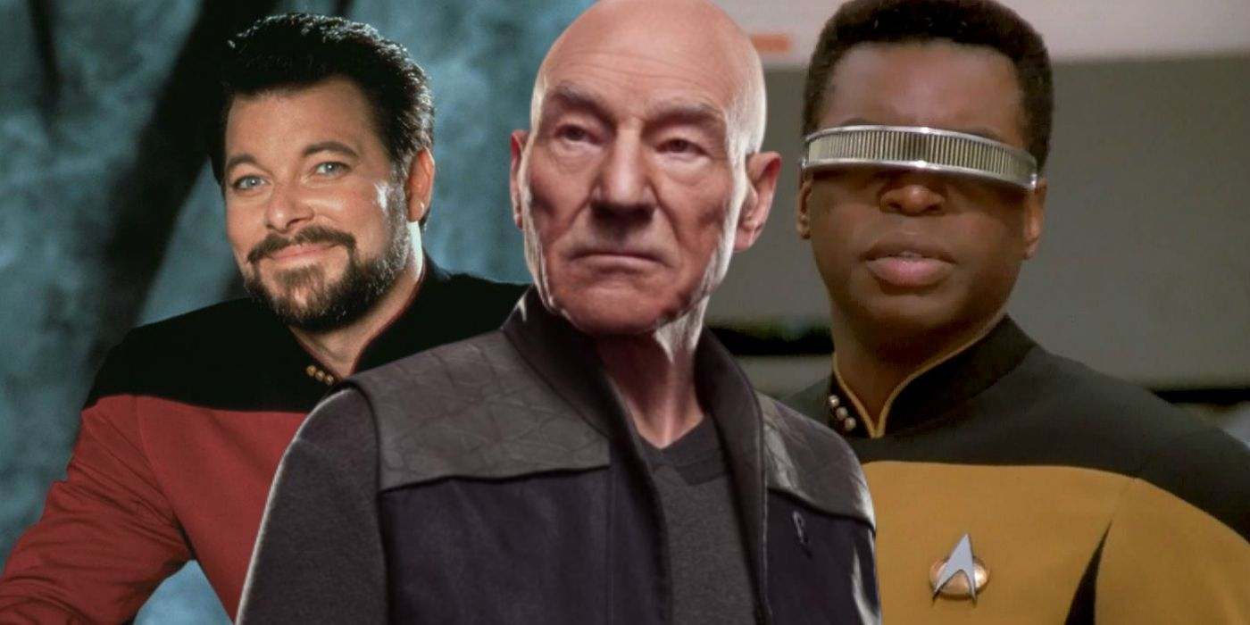 Star Trek: What The Next Generation Crew Are Doing When Picard Begins
