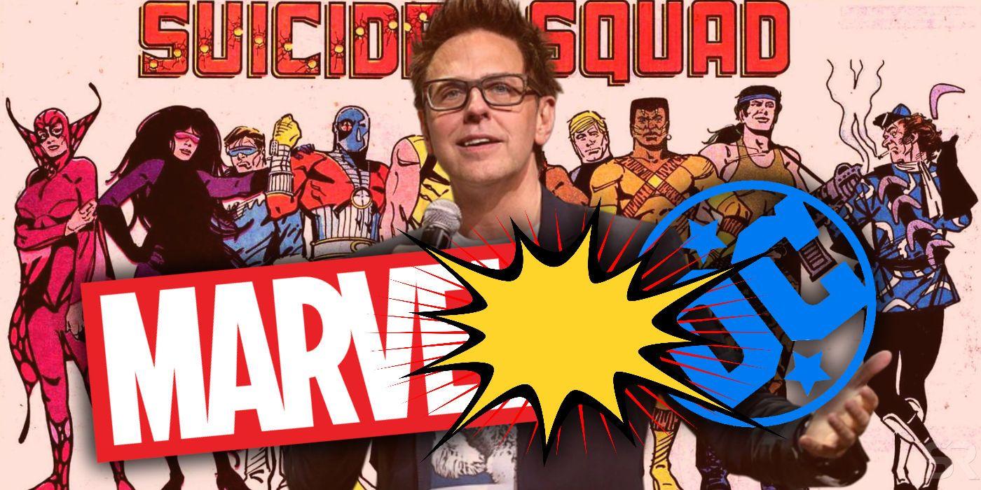 Suicide Squad Marvel