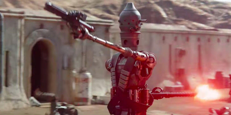Star Wars Comics Explain Why Droids Don't Go Full 'Terminator'