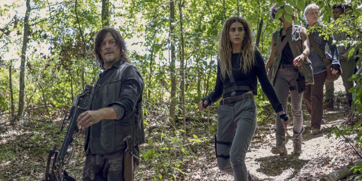 Walking Dead Staffel 6 Besetzung