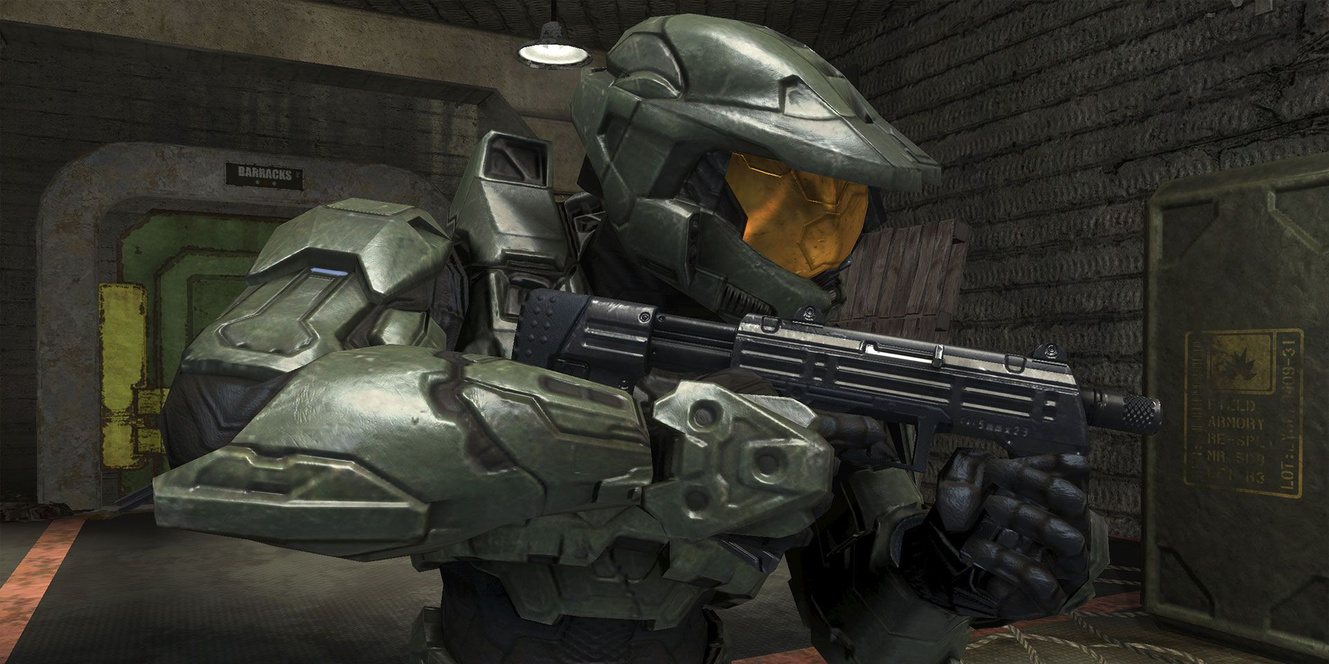 Halo 3 S Legendary Difficulty Gets Beaten With A Guitar Hero