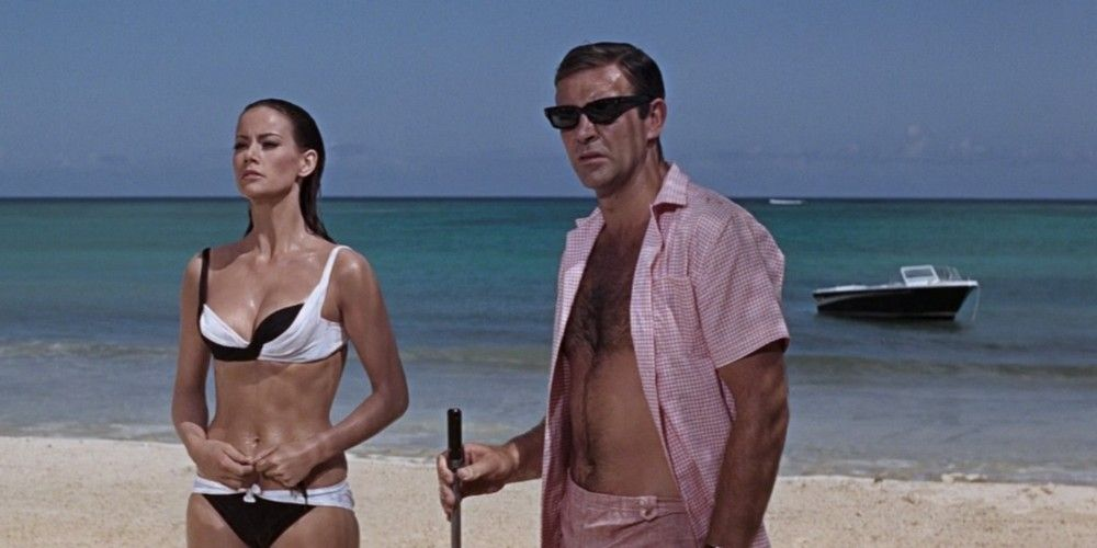 The 10 Best James Bond Movies (According To Metacritic)