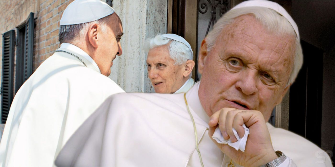 The Two Popes True Sto...