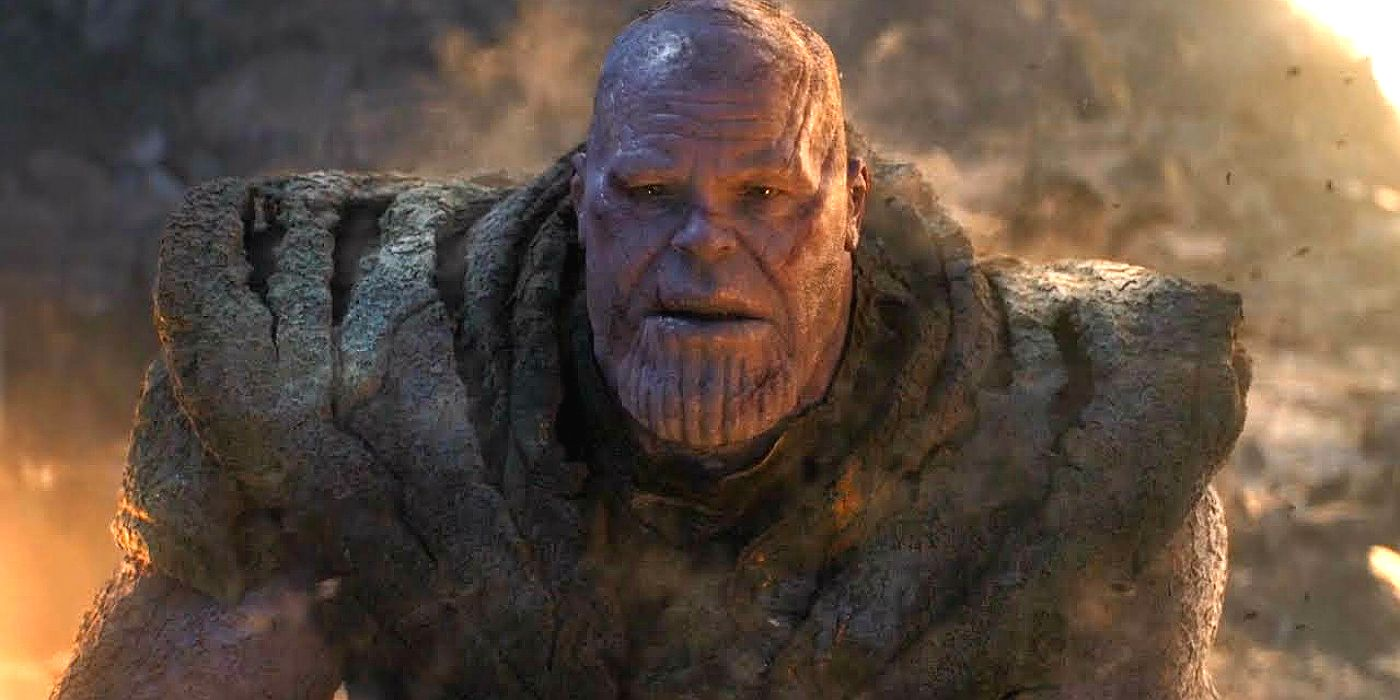 Marvel Provides More Evidence Thanos Is Alive After Endgame