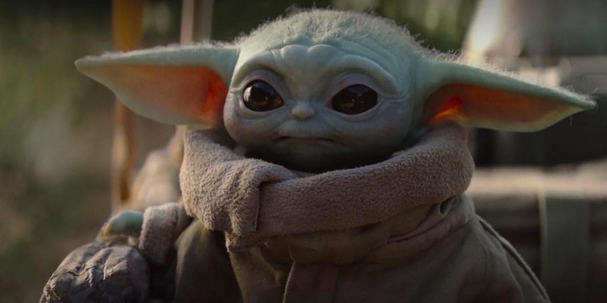 Adorable Baby Yoda Plush Toy Coming From Build A Bear
