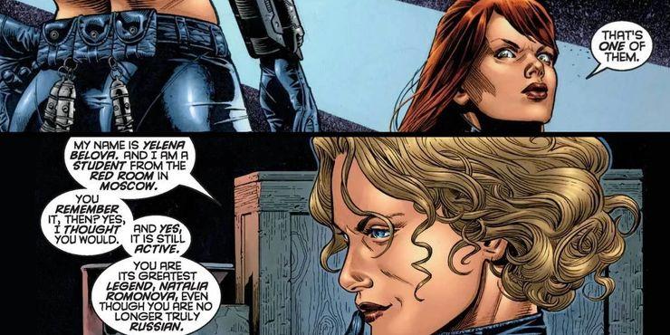 Will The Mcu S New Black Widow Follow Her Comic Story