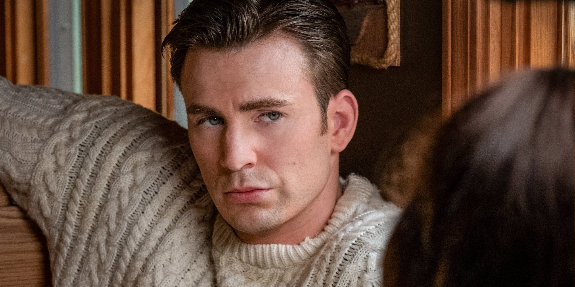 Knives Out's Official Twitter Turns Into A Chris Evans Sweater Stan