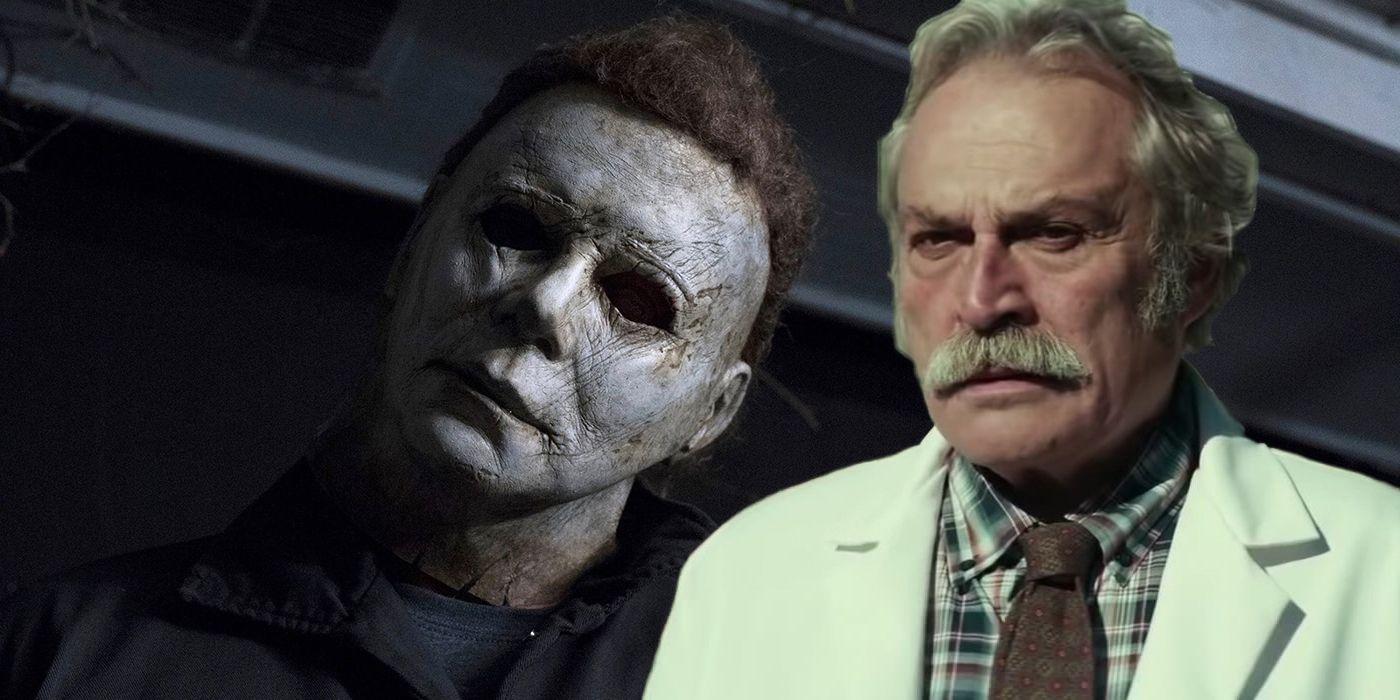Halloween 2020 Sartain Actor Halloween 2018's Doctor Twist Is The Reboot's One Big Flaw
