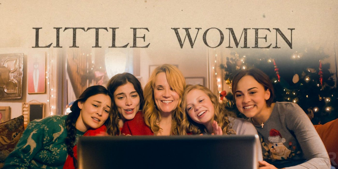 Resultado de imagem para little women 2018