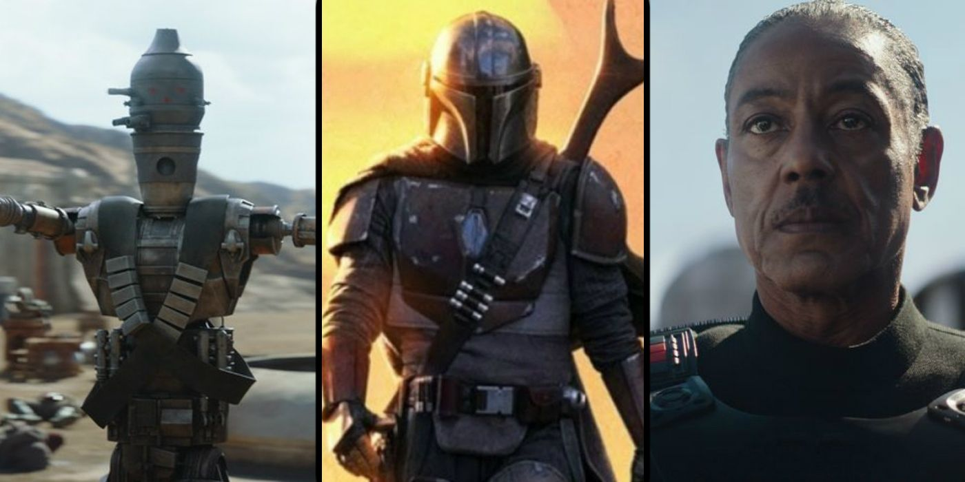 The Mandalorian's Trailers Were Full Of Lies