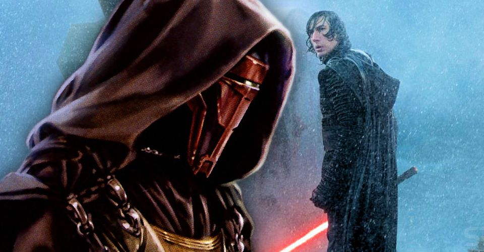 Rise Of Skywalker Officially Makes Darth Revan Star Wars Canon
