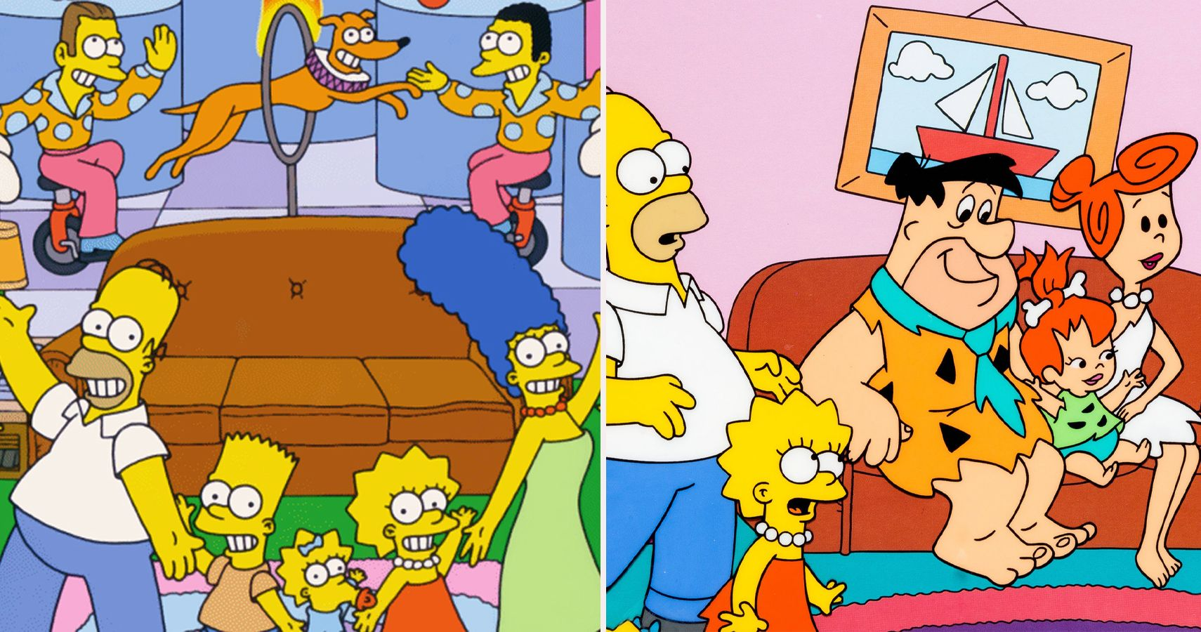The Simpsons 10 Best Couch Gags In