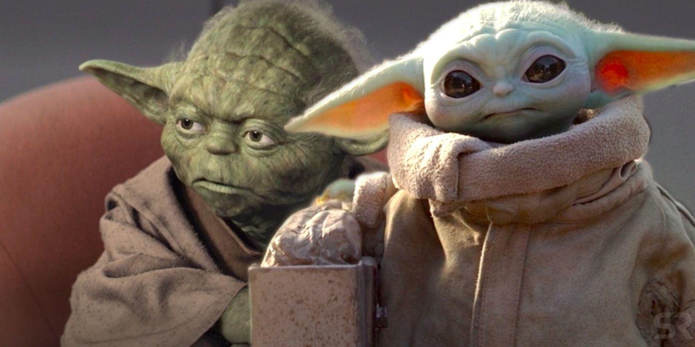 The Mandalorian Baby Yoda Isnt Yoda Says Creator Screen