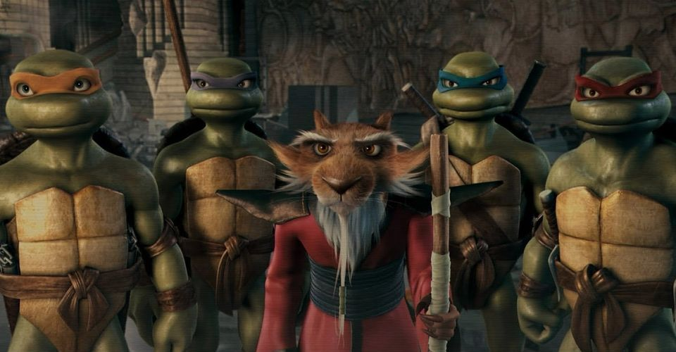 Tmnt 10 Characters Sorted Into Hogwarts Houses Screenrant