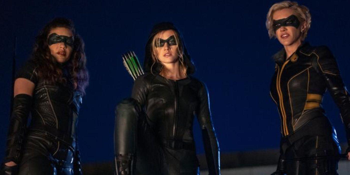 Arrow Spinoff Backdoor Pilot Scores Season High Viewers (After Crisis)