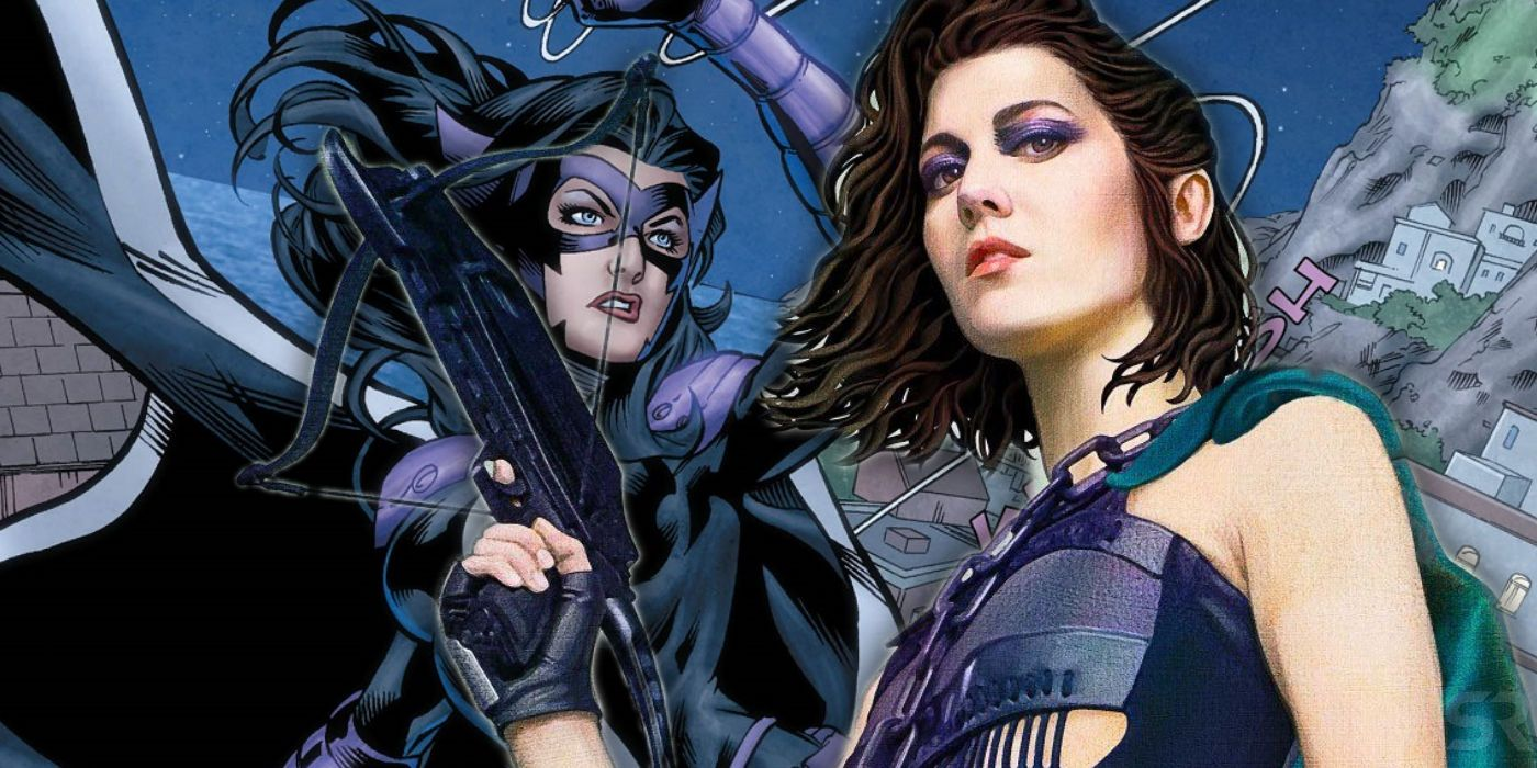 Birds Of Prey Tv Spot Reveals Comics Accurate Huntress Costume Jimmy Star S World