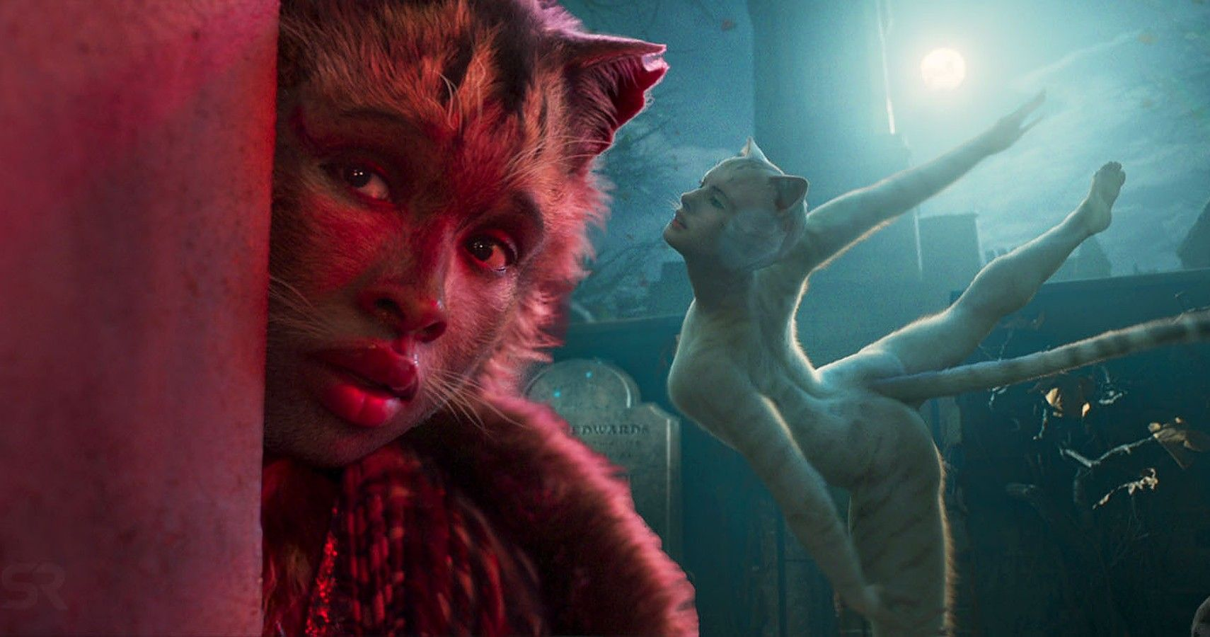 cats movie trailer 2020