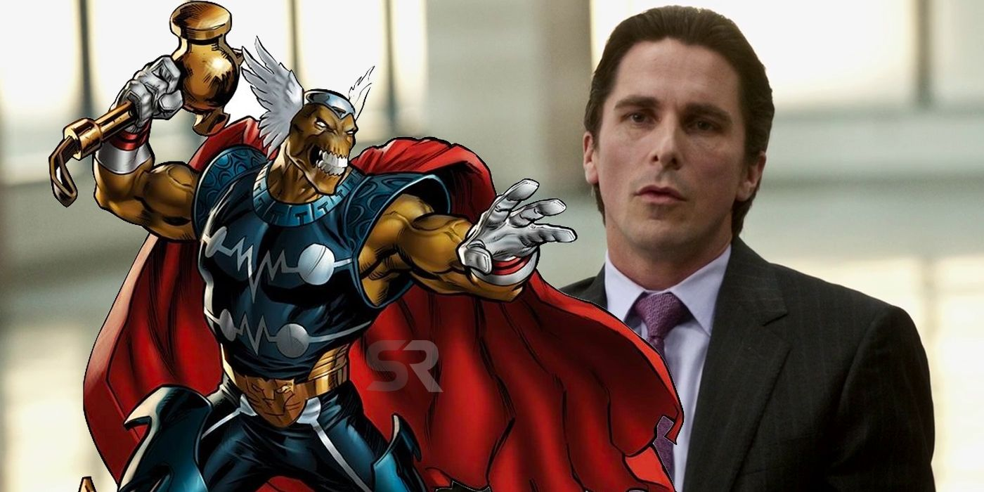 Thor 4: Beta Ray Bill Trending After Christian Bale Cast