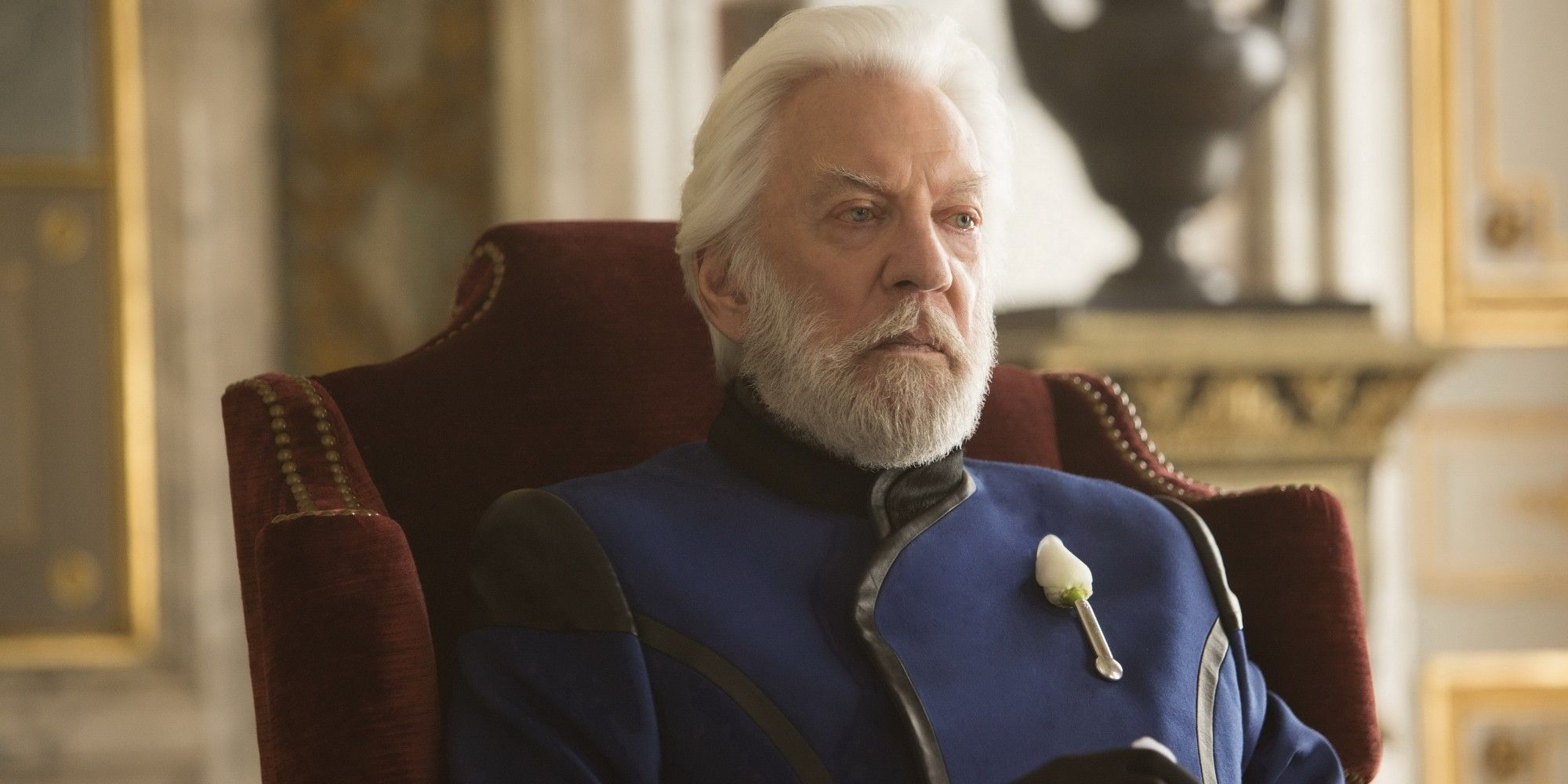 Hunger Games: Adam Driver Fancasted As Young President Snow