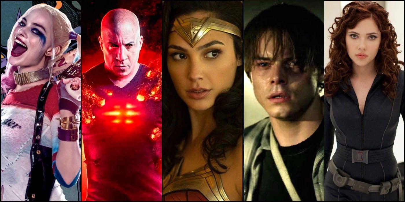 Every Superhero Movie Coming In 2020 | Screen Rant