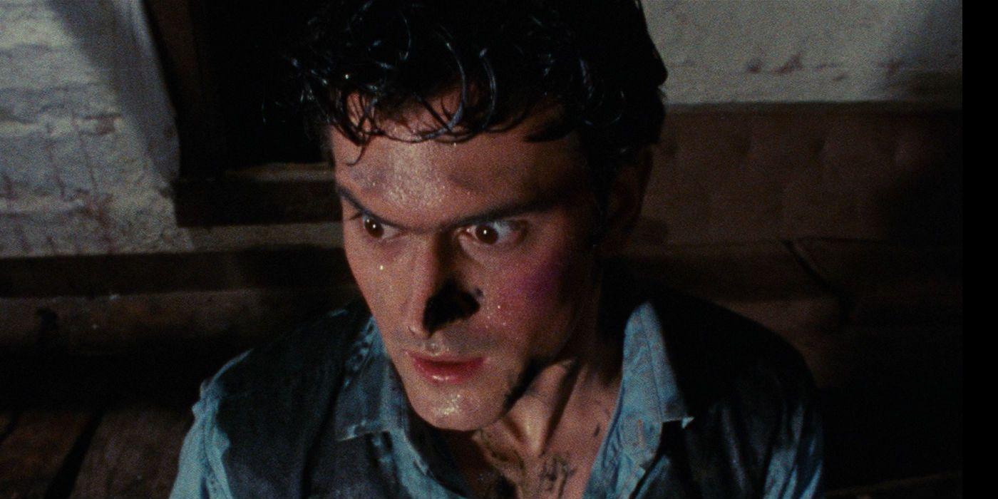 The Evil Dead S Alternate Ending Is In The Original Movie