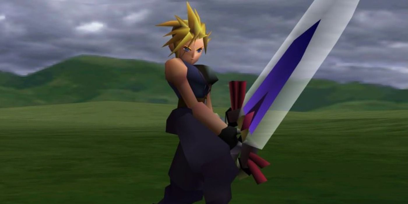 Final Fantasy 7 Guide To All Ultimate Weapons Screen Rant