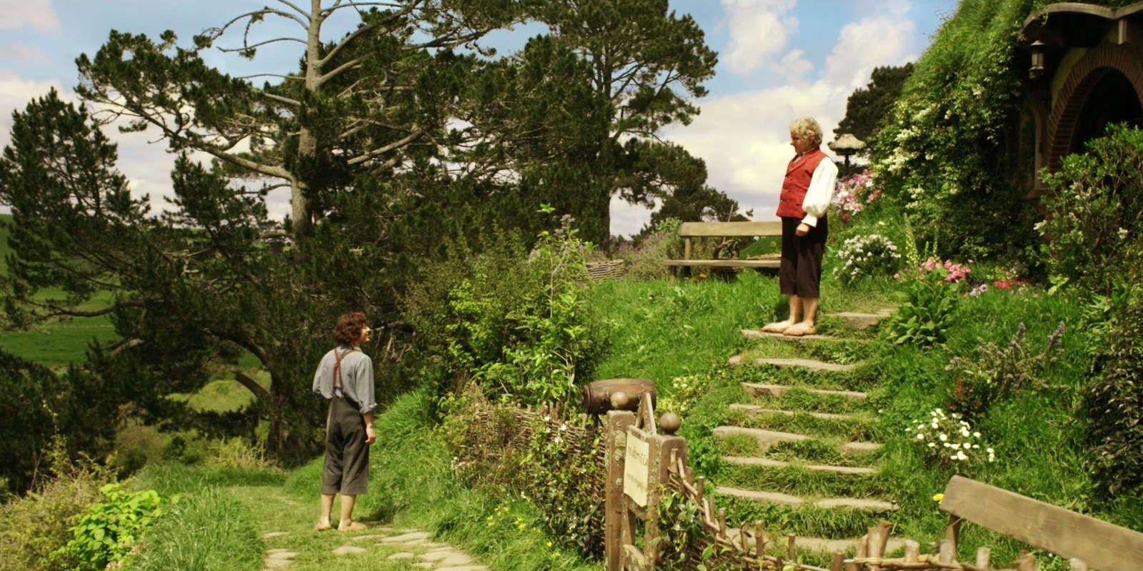 O que aconteceu entre O Hobbit e O Senhor dos Anéis 6