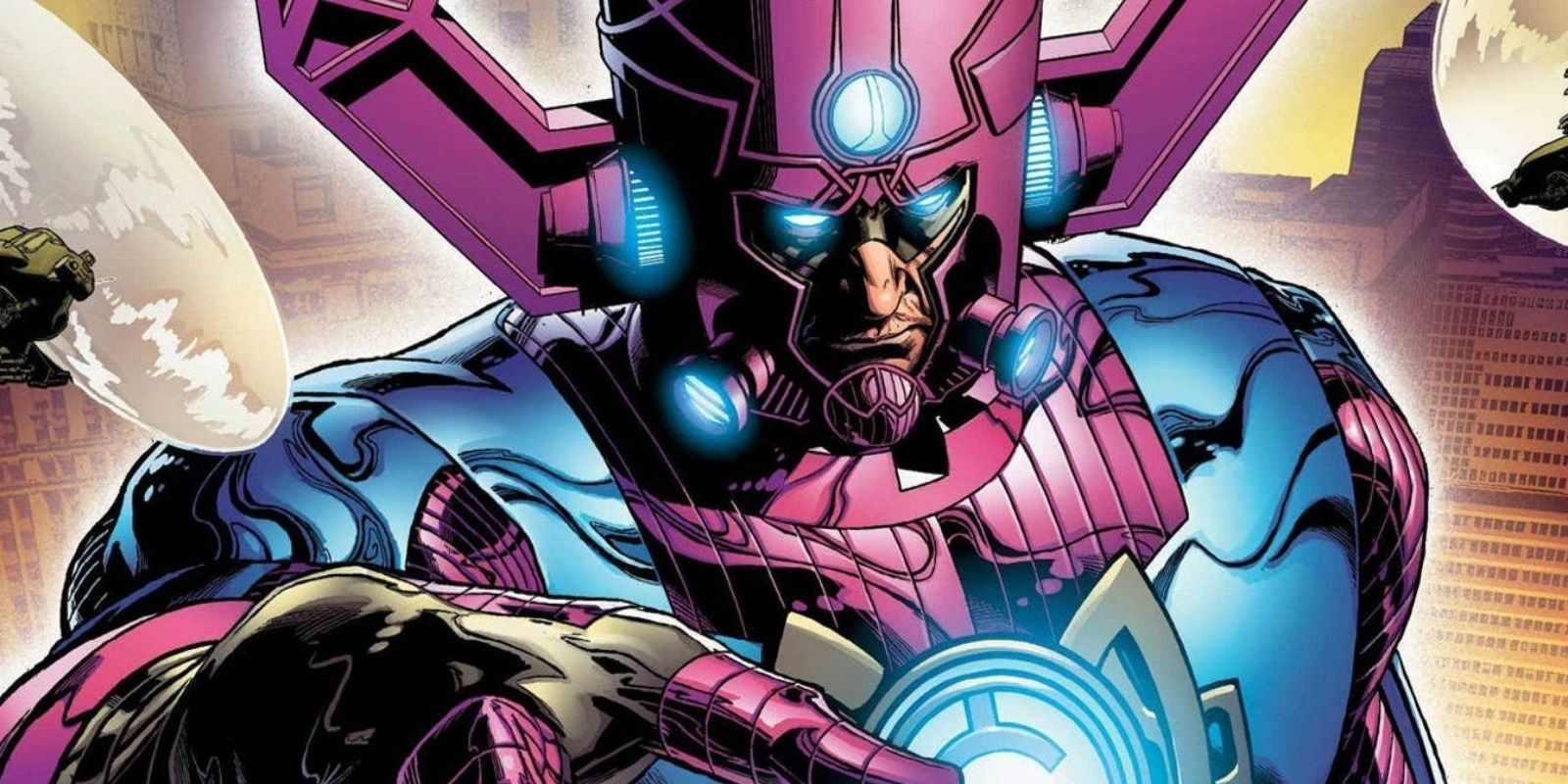Galactus' Favorite Superhero is The LAST One Fans Expect