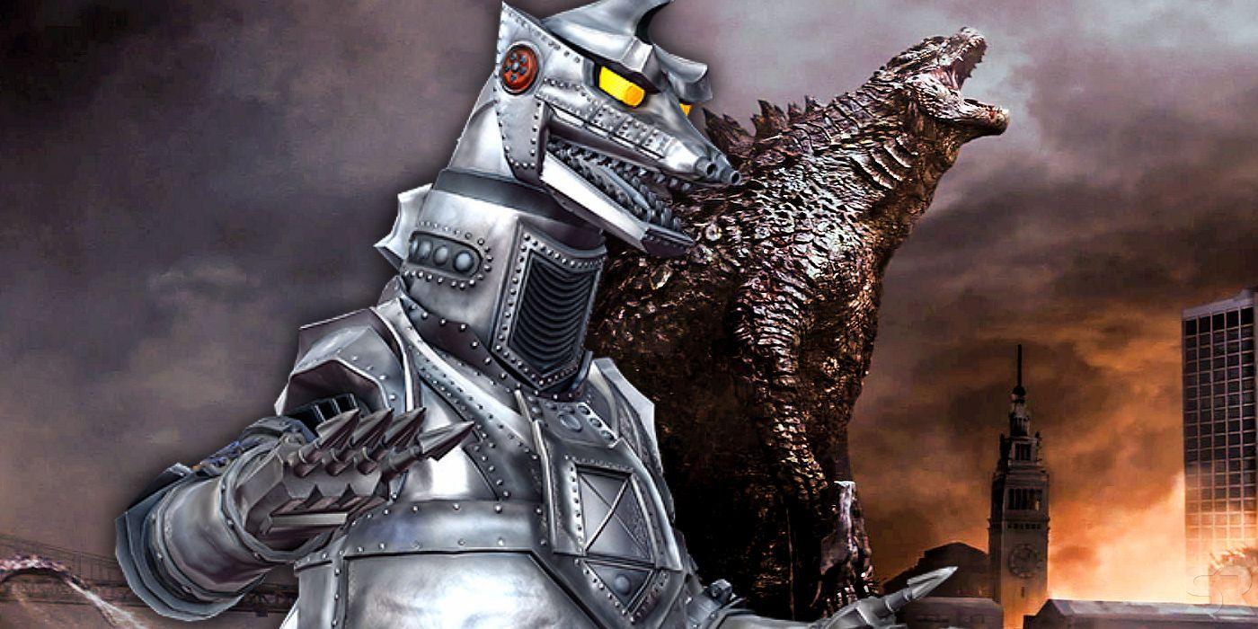 MonsterVerse Already Has The Key Element Needed To Build Mechagodzilla