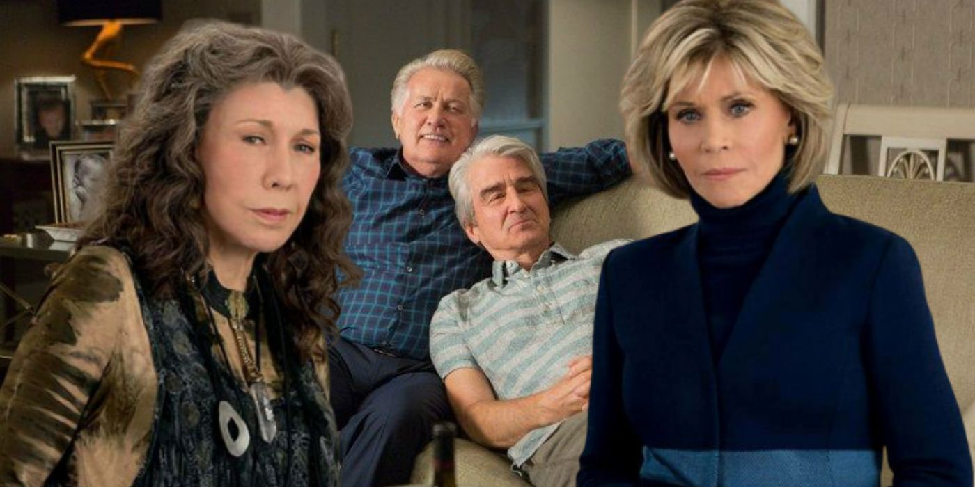 Image result for grace and frankie season 7