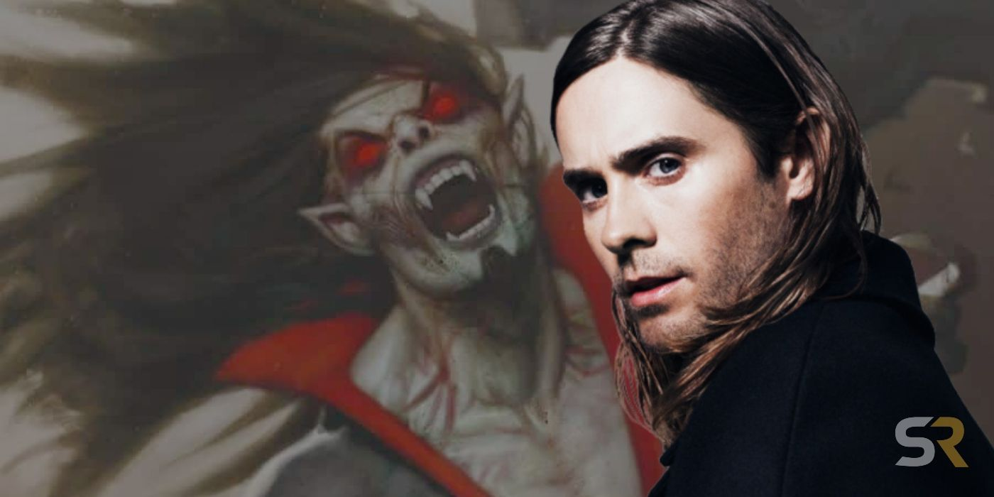 Image result for Jared Leto As Morbius: Terrifying Look Leaks Online.