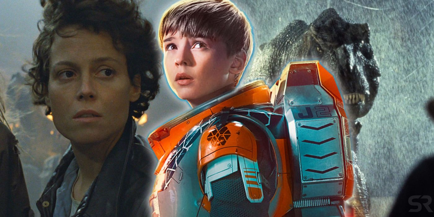 Lost In Space Best Sci Fi Movie References In Season 2