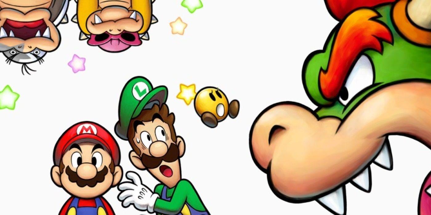 New Mario Luigi Trademark Filed By Nintendo Post
