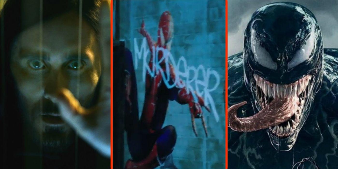 Morbius >> Venom Morbius Officially Set In The Mcu What This Means