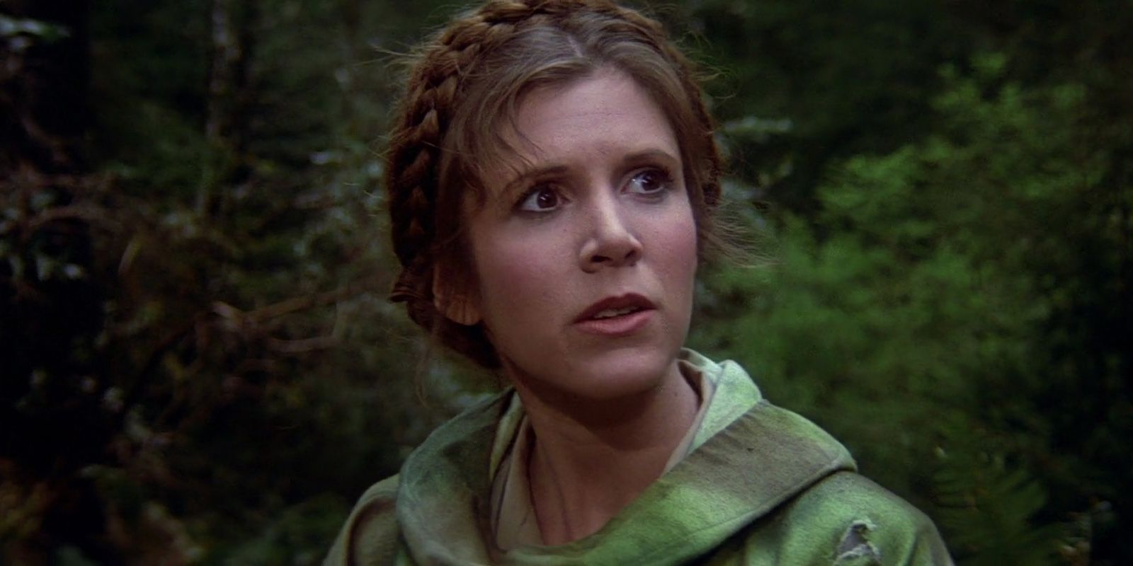 princess leia return of the jedi
