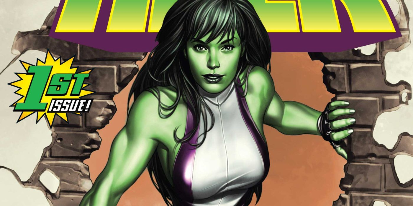 Marvel's She-Hulk TV Show Reportedly Starts Filming This Summer