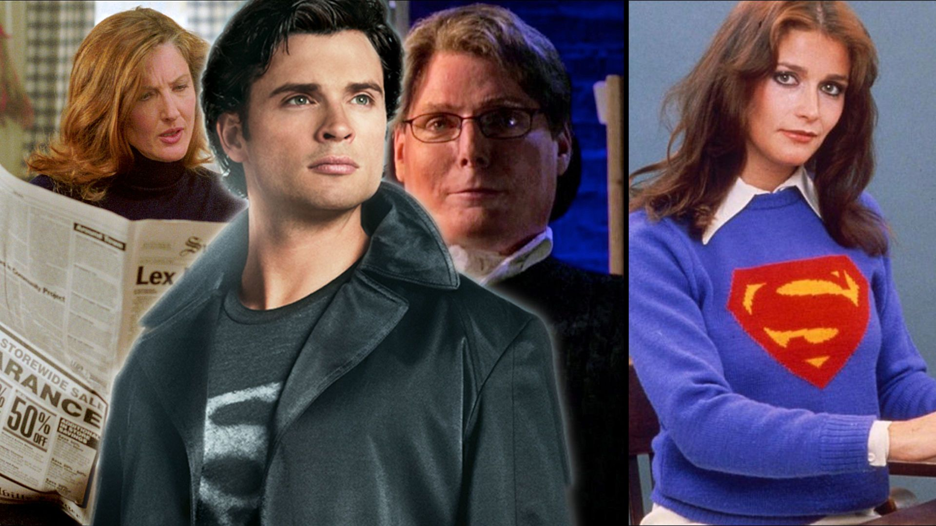 Smallville Every Superman Movie Actor Cameo In The Show