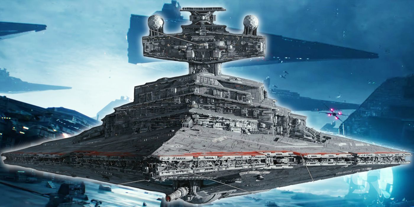 Star Wars 9 S Death Star Destroyers Explained Better Than The Movie